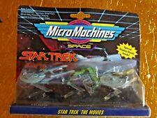 STAR TREK - Micro Machines. STAR TREK THE MOVIES 1993 Galoob #65825