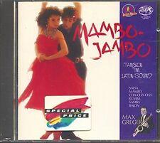 Max Greger Mambo Jambo-Tanzen im Latin-Sound (1989) [CD]