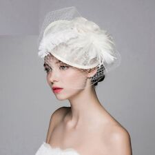 2019 Church Derby Vintage Wedding Bridal Hat Banquet Evening Party Formal  Hats 5e16767d0094