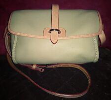 NEW Vintage Dooney & Bourke Small Shoulder Bag Purse Cross Body Leather B1133959