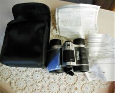 Vivitar 4X30 Coated Compact Binoculars with Case - New
