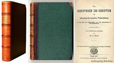 Bohemica, Böhmische Anthologie. 1867-74. 4 bedeutende Titel in Erstausgaben.