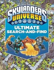 Ultimate Search-and-Find (Skylanders Universe) by Grosset & Dunlap, Good Book