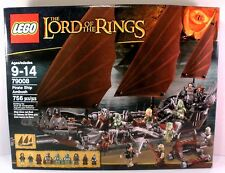 Lego Lord of the Rings Pirate Ship Ambush Set 79008 100% COMPLETE w/ FIGS & BOX