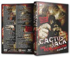 Cactus Jack in ECW 8 DVD Set Extreme Championship Wrestling Mick Foley Mankind