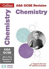 AQA GCSE Chemistry All-in-One Revision and Practice (Collins GCSE 9-1 Revision,