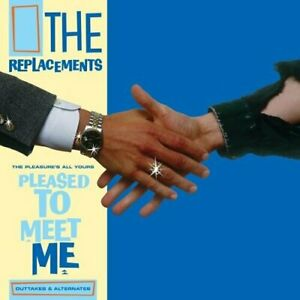 THE REPLACEMENTS PLEASED TO MEET ME OUTTAKES RSD NEW SEALED VINYL LP IN STOCK