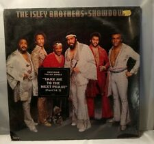 "THE ISLEY BROTHERS ""Showdown"" SEALED COVER DAMAGE READ LP 1978 (T-NECK JZ 34930)"