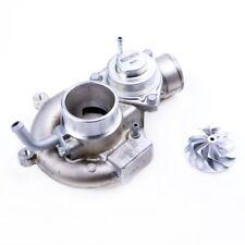 Turbo Compressor Upgrade Kit SAAB 9-3 w/ Billet 19T 11+0 Blades / Extra 20% HP