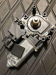 Audi S8 A8L A8 D2 Left Driver Rear Power Window Motor