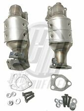 Honda Pilot 3.5L Pair Manifolds Catalytic Converters 2010-2012 OBDII