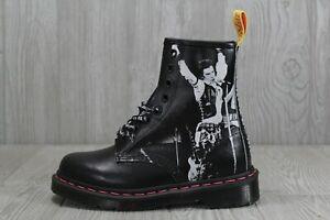 59 Dr. Martens Sex Pistols 1460 SXP Limited Edition Boots Womens Sz US 5/EU 36