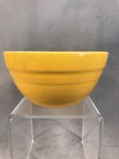 PV02421 Vintage Homer Laughlin HARLEQUIN 36S Deep Bowl- Bright Yellow