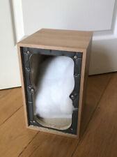 More details for free delivery b&w bowers wilkins dm600 s3 speaker enclosure box filler gasket a1