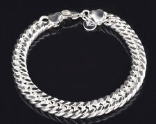bracelet Fashion Jewelry Sell Well gift 925 Solid Sterling silver plating 10Mm