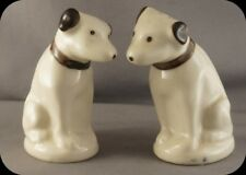 Vintage RCA Nipper His Masters Voice Salt and Pepper Shakers (Lot 4)