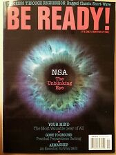 Shotgun News Be Ready NSA Unblinking Eye Survival skill Gear 2014 FREE SHIPPING