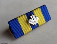 Canada Canadian PESM Police Exemplary Service Medal Undress Ribbon Bar 30 Years