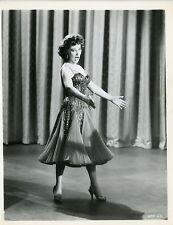 SUSAN HAYWARD 50S FIFTIES VINTAGE PHOTO ORIGINAL N°15 MOVIE STILL