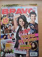 BRAVO 12/2009 SELENA GOMEZ,TAYLOR LAUTNER,Kat DeLuna,Veronicas,Lenka,Paramore