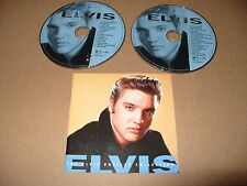 The Elvis Presley Collection Treasures 1953 to 1958 Time Life 31 track 1998 Rare