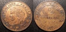 France - IIIème République - 2 centimes Cérès 1892 A, Paris QUALITE - F.109/18