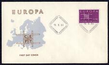 Finland EUROPA FDC 1963