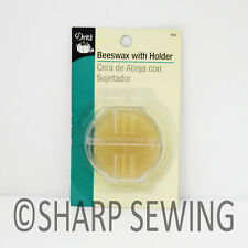 thread conditioner in a dispenser Milward Beeswax and Holder