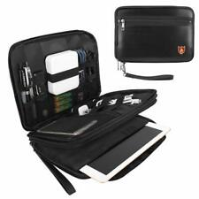 MoKo Fireproof Electronic Accessories Organizer Storage Bag Travel Hanging Case