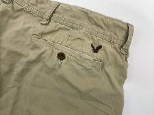 American Eagle Khaki Shorts Longer Length  Men's Size 48