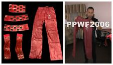 WWE NXT SHINSUKE NAKAMURA HAND SIGNED RING WORN PANTS AND EXTRAS WITH PROOF COA