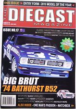 Diecast Magazine #17  Biante Classic Ford Holden Brock Bedford Mercedes Buick