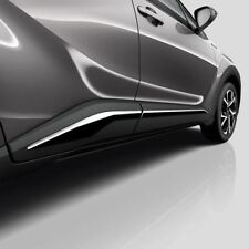 Genuine Toyota C-HR Metalstream Side Sills - PW156-10000-BN
