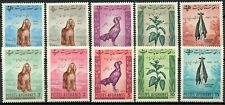 Afghanistan 1962 Agriculture Day Animals & Products MNH Set #D90106