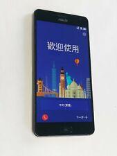 Unlocked ASUS Zenfone A002A 64GB - Dual SIM Smartphone  GSM + CDMA) Black