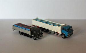 Tomytec N Gauge Fish Delivery Trucks