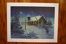 The Toll House James Lumbers Open Collectors Edition Print