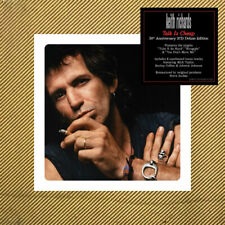 Keith Richards : Talk Is Cheap CD Deluxe  Album 2 discs (2019) ***NEW***