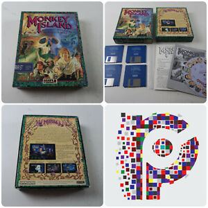 The Secret Of Monkey Island A Lucasfilm Game for the Atari ST tested&working GC