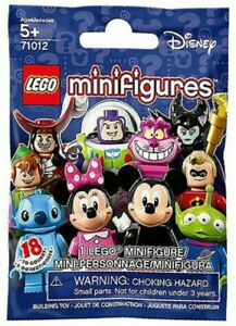 LEGO Minifigures Disney Series 1 - 71012 Pick Your Own New Sealed Figure