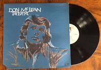 """Don McLean Tapestry 33RPM 12"""" Vintage Vinyl LP 1971 Excellent"""