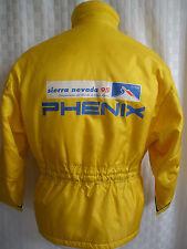 PHENIX SIERRA NEVADA 95' ALPINE WORLD SKI CHAMPIONSHIP JACKET MEN SIZE S  RARE