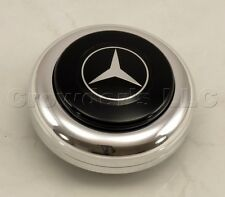 Nardi Steering Wheel Horn Button Center Kit for Anni and Classic - Mercedes Logo