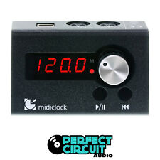 E-RM Midiclock+ MIDI MASTER CLOCK - NEW - PERFECT CIRCUIT
