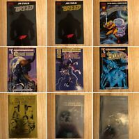 Malibu Comic Lot (Malibu) 11 Issues Total (#1 Foil & Holographic Covers)