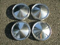 1957 1958 Plymouth Fury Belvedere dog dish hubcaps