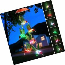 Topspeeder Color-Changing Led Solar Mobile Wind Chime Led Changing Light Colo.
