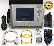 Hp Agilent E6000B E6003A Sm Fiber Otdr w/ E6006A Power Meter Module E6000