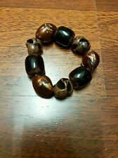 Chunky Brown Bracelet