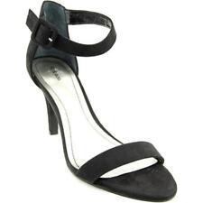 Calzado de mujer de tacón medio (2,5-7,5 cm) de color principal negro Talla 39.5